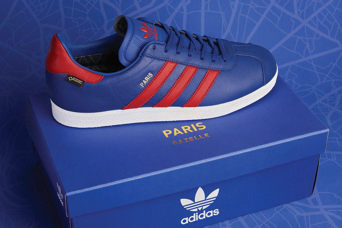 Adidas Gazelle Gtx Size Exclusive City Series – Paris 2