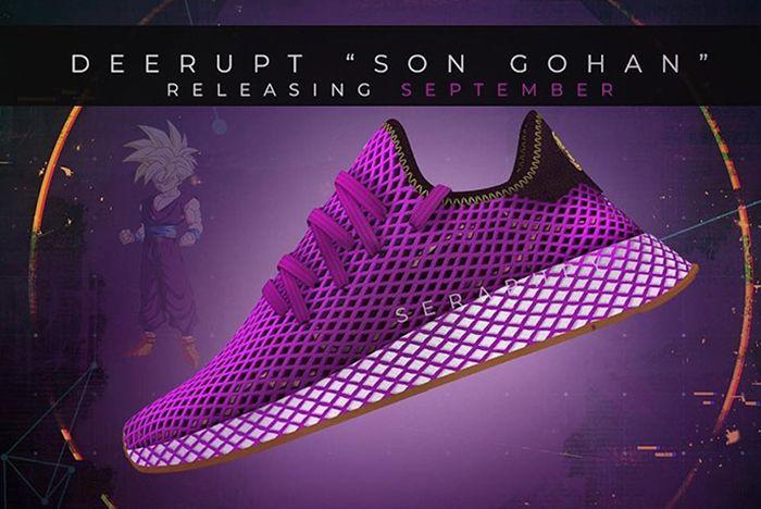 Dragon Ball Z X Adidas Gohan 2