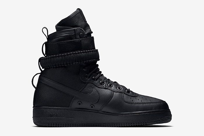 Nike Sf Air Force 1 Black Friday Triple 4