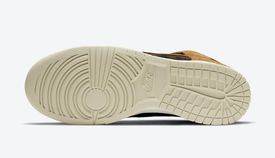 Nike Dunk High Dark Russet DD1401-200