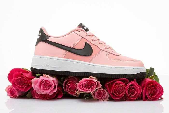 Nike Air Force 1 Valentines Day Bleached Coral Lateral