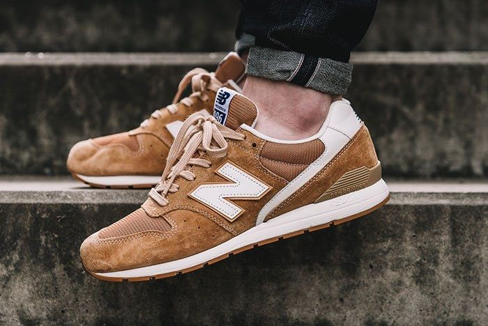 New Balance 996 Marron Brown 5