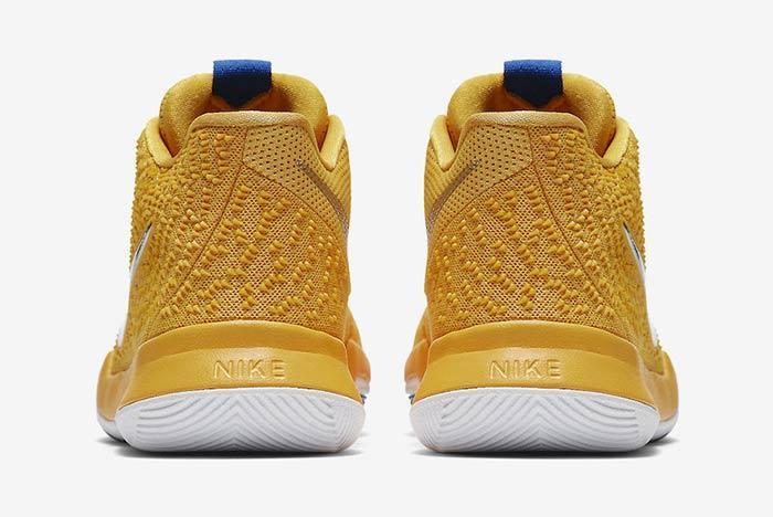 Nike Kyrie 3 Mac And Cheese 5