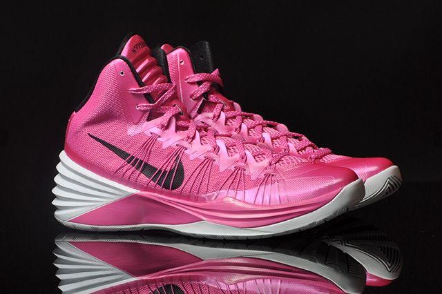 Nike Hyperdunk 2013 Kay Yow 5