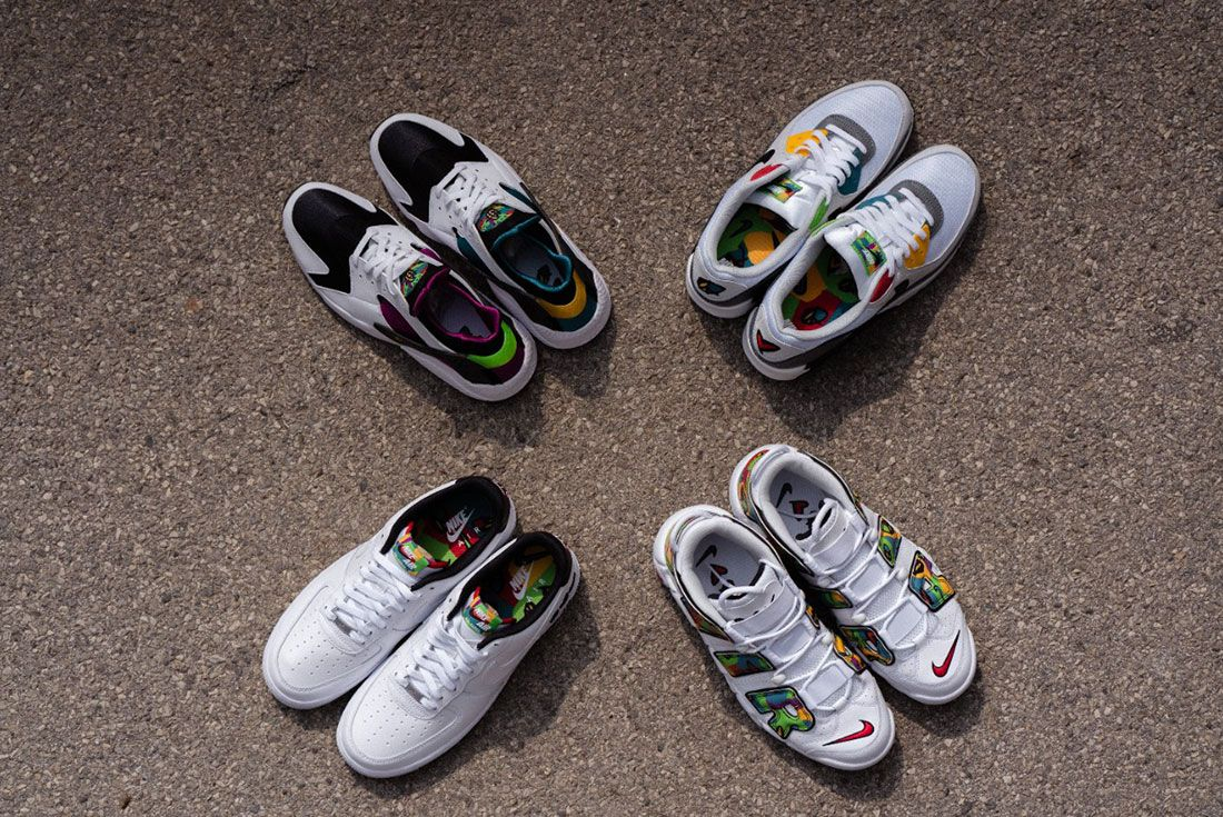 Nike Peace Love Swoosh Pack