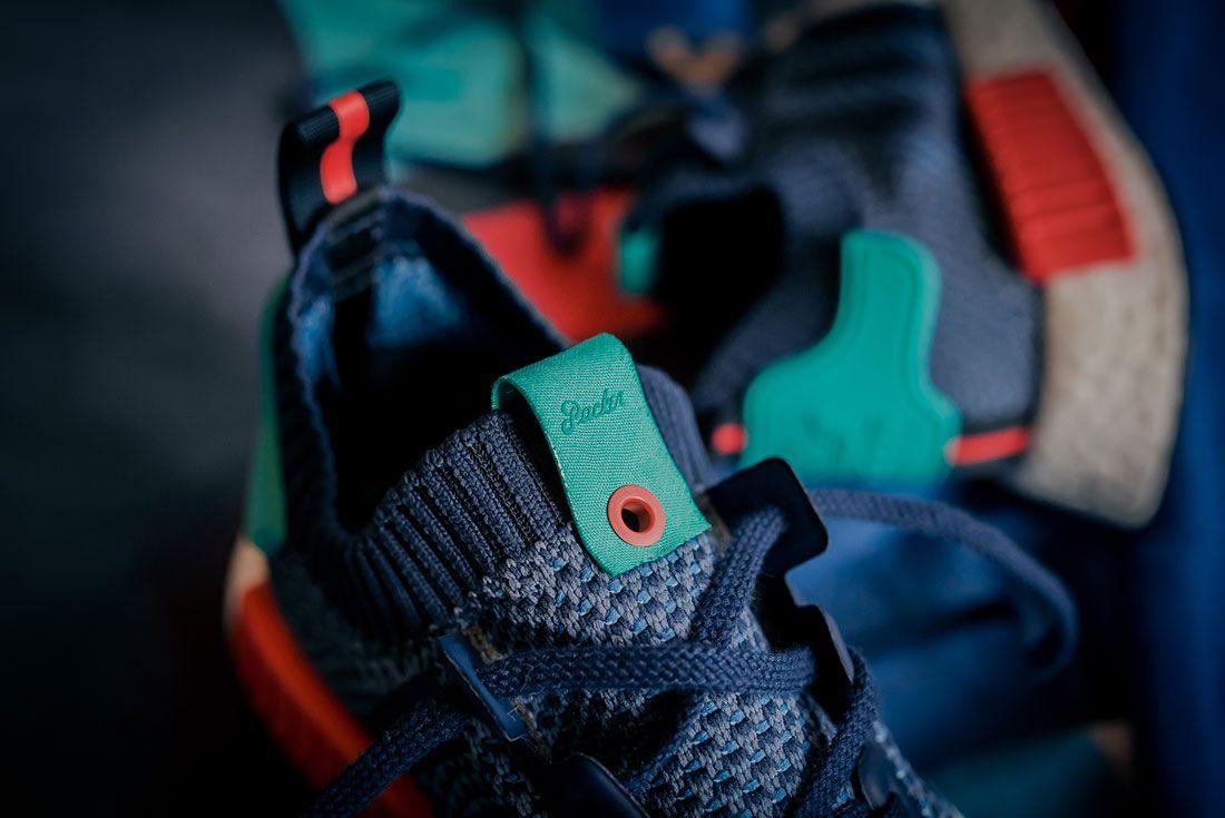 Packer X Adidas Nmd R1 13
