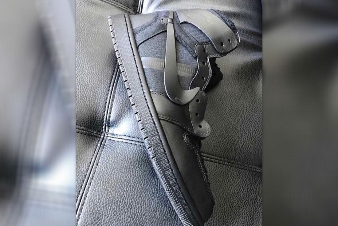 Yeezy Mafia Off Whtie Air Jordan 1 Leak 1