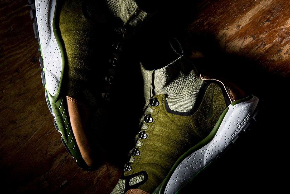Nike Air Zoom Talaria Mid Flyknit 3