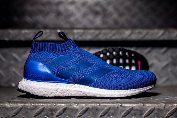 Adidas Ace 16 Ultra Boost Blue 1