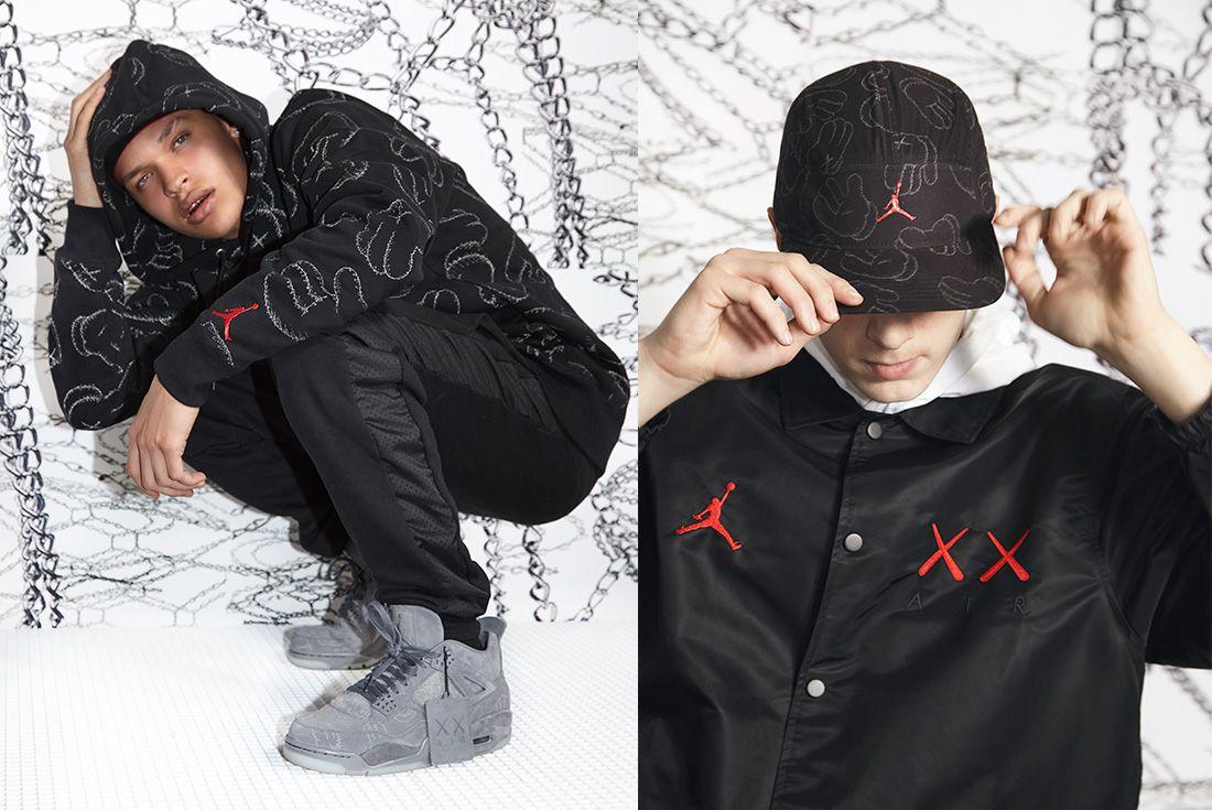 Kaws X Air Jordan 4 Sneaker Freaker 1