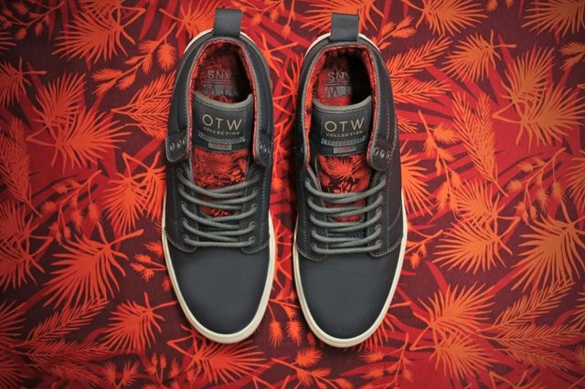 Vans Otw Collection Palm Camo Pack Holiday 2013