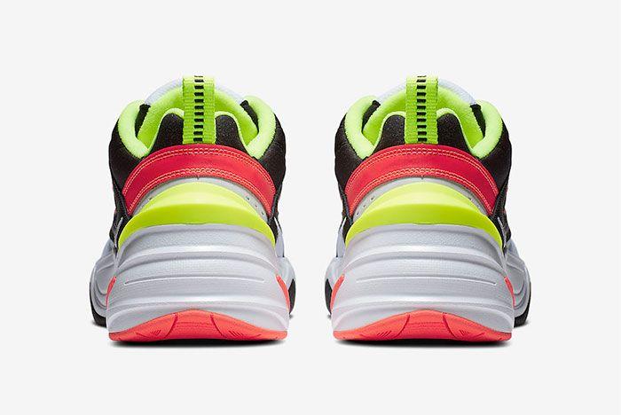Nike M2K Tekno Volt Heel
