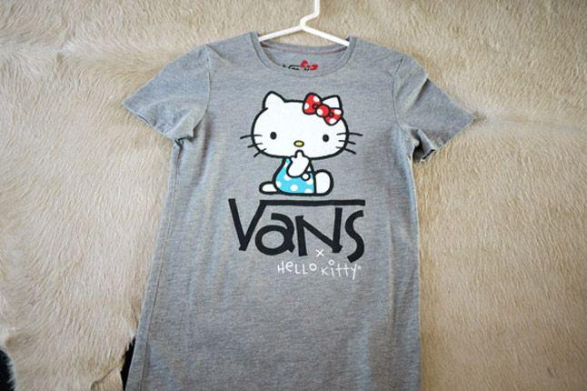 Hello Kitty Vans Summer 2012 11 1