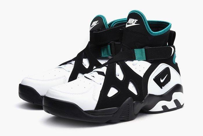 Nike Air Unlimited Og White Black Emerald14