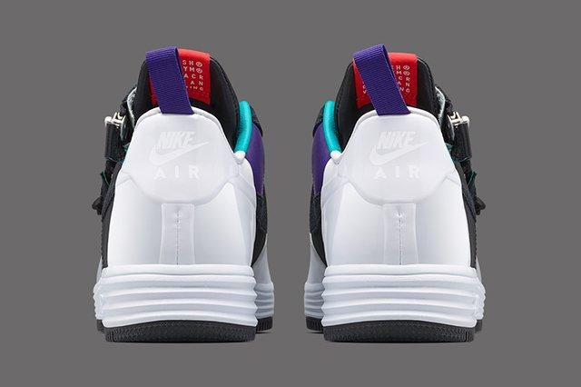 Acronym X Nike Lunar Force 1 Zip14
