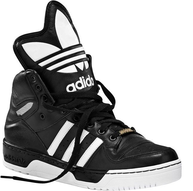 Jeremy Scott For Adidas Metro Attitude Booster Tongue 1