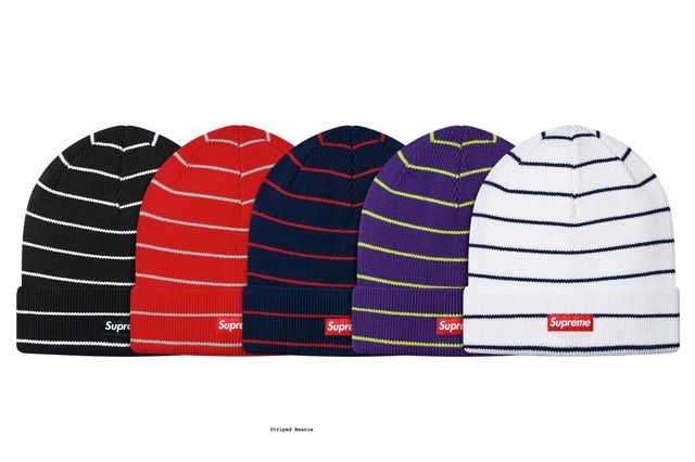 Supreme Ss15 Headwear Collection 15
