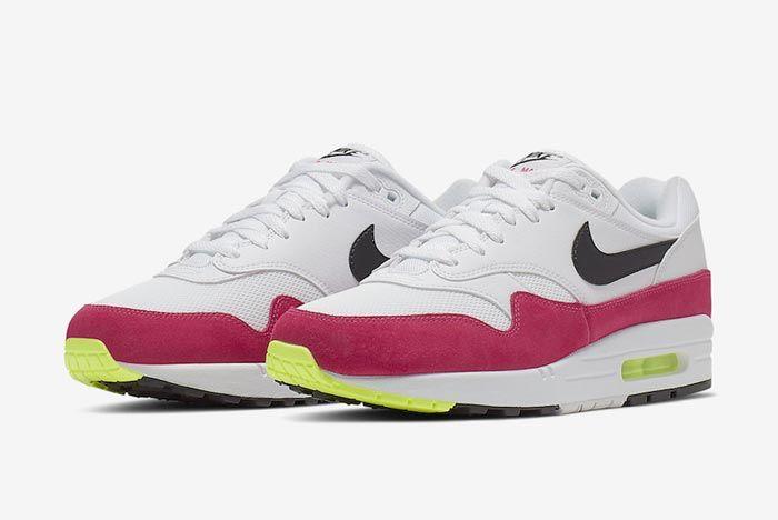 Nike Air Max 1 Rush Pink Pair