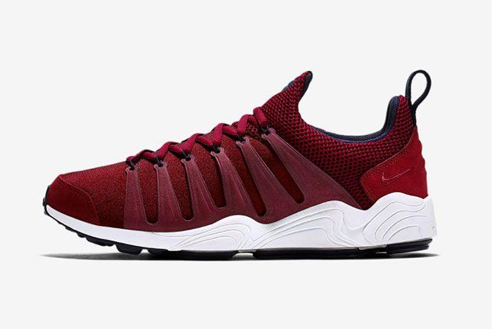 Nike Air Zoom Spirimic Red 1