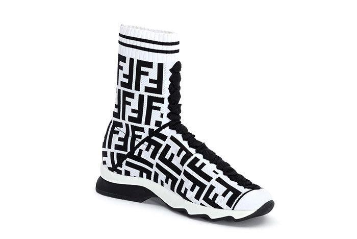 Fendi Footwear Rockoko 2