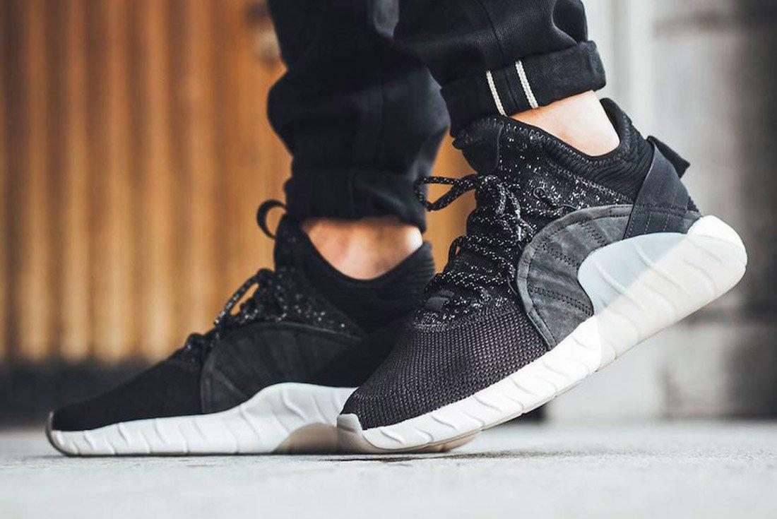 Adidas Tubular Rise On Feet 1