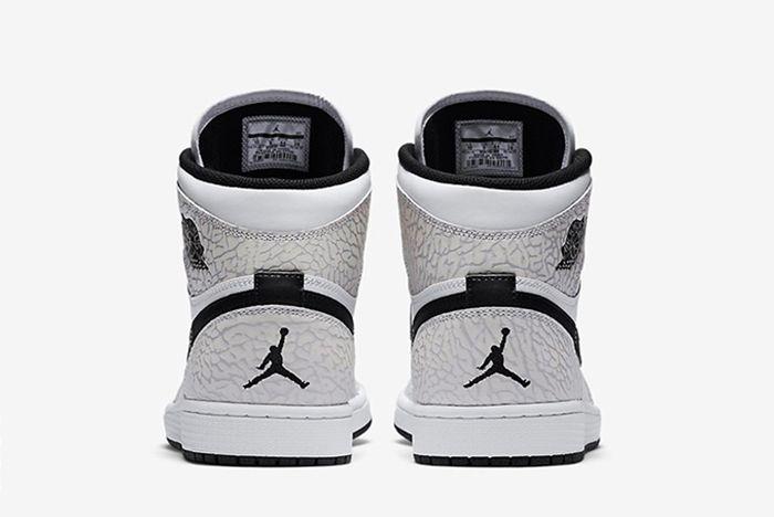 Air Jordan 1 High White Elephant 3