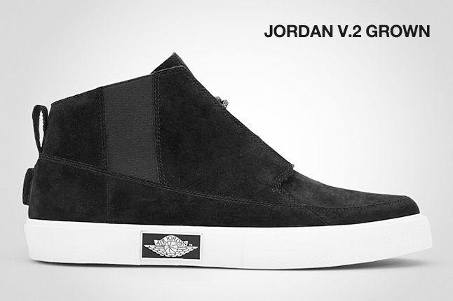 Jordan V 2 Grown 3 1