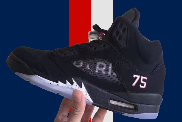 Psg Air Jordan 5 1