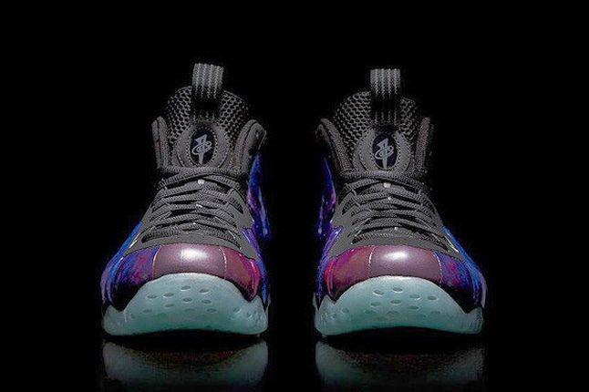 Nike Foamposite Galaxy All Star 3 1