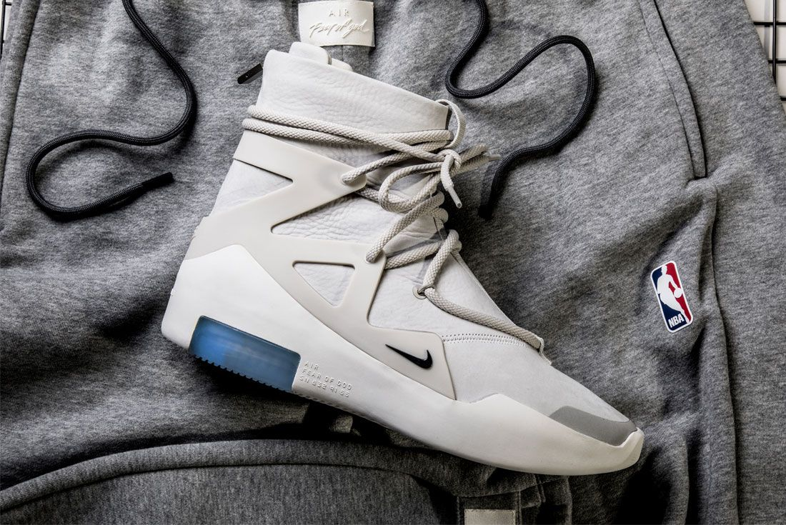 A Closer Look At The Nike Air Fear Of God With Jerry Lorenzo 23