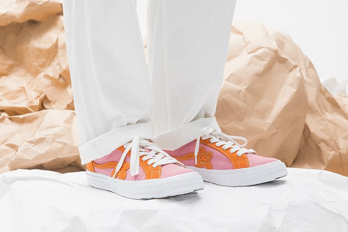 Golf Le Fleur Converse Tyler The Creator Two Tone Uno Closer Look 011 Sneaker Freaker