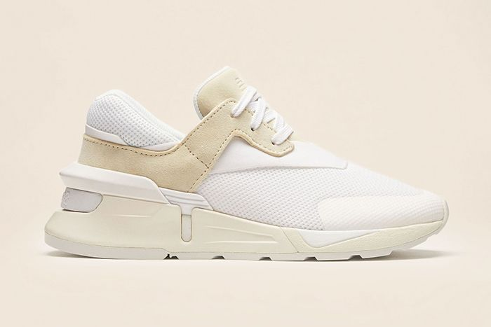 Reformation New Balance 997S White Release Date Lateral