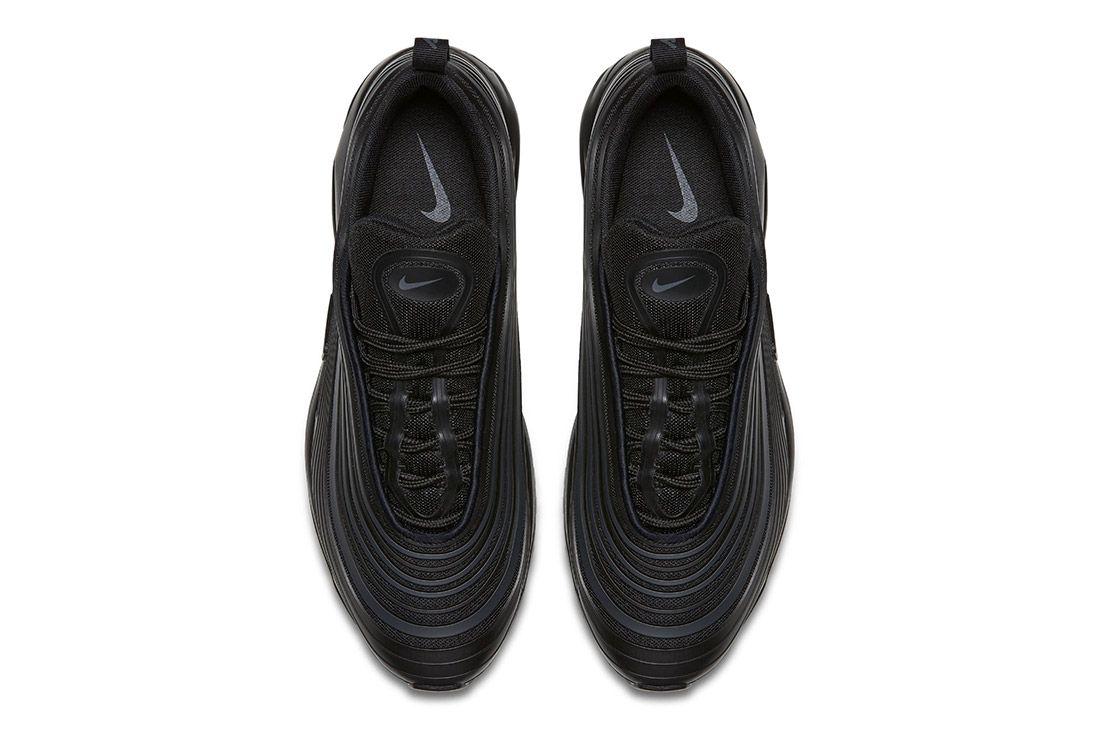 Nike Air Max 97 Ultra Premiium Triple Black 2