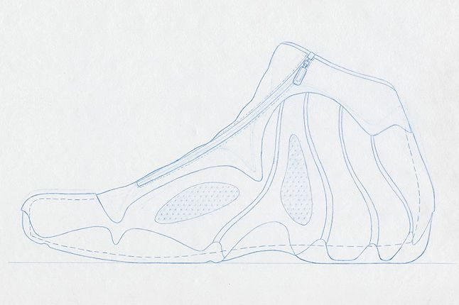 The Making Of The Nike Flightposite 7 1