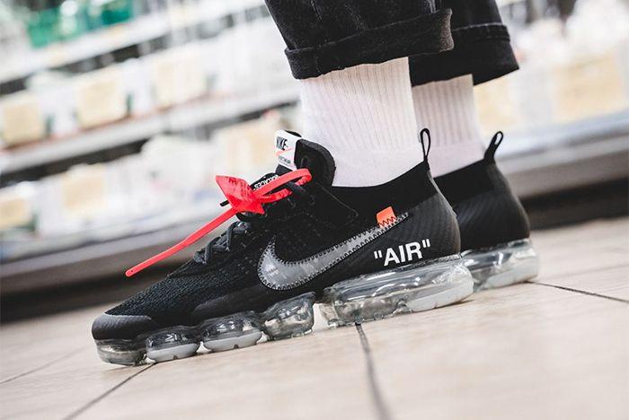 Off White Nike Air Vapormax 2