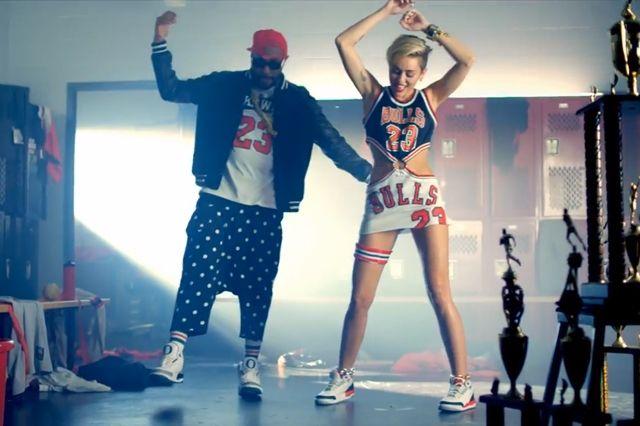 Miley Cyrus Jordans