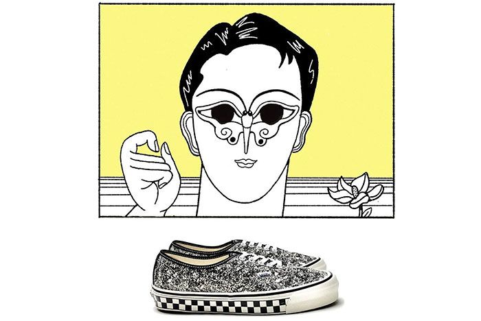 Saint Alfred Vans Acid Tripe Authentic 4