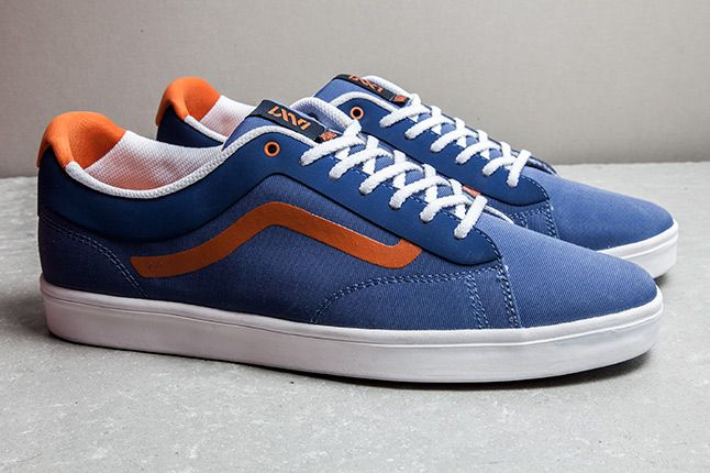 Vans Ortho Blue 1
