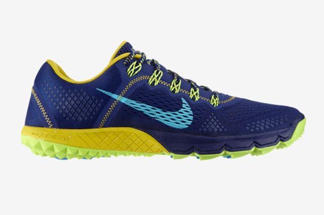 Nike Zoom Terra Kiger Navy Volt 2