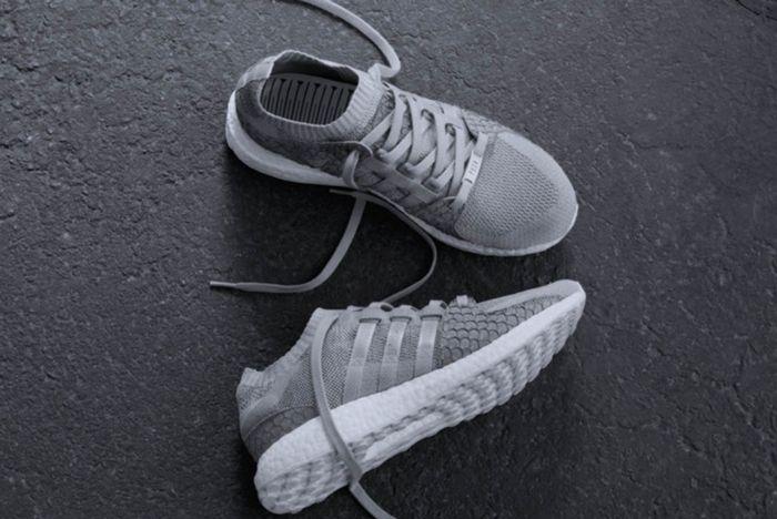 Pusha T X Adidas Eqt Boost ' King Push'