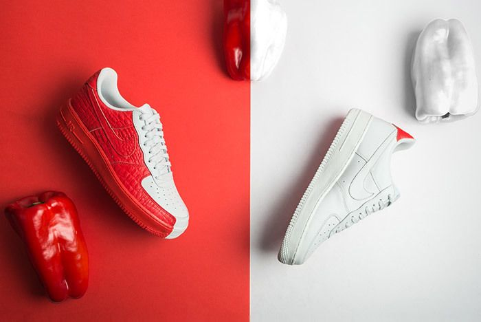 Nike Air Force 1 Habanero 1