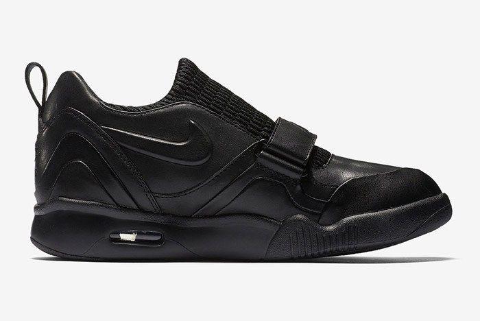 Nike Air Tech Challenge Xvi Triple Black 03