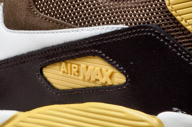 Nike Air Max 90 Mighty Hawks Detail 1