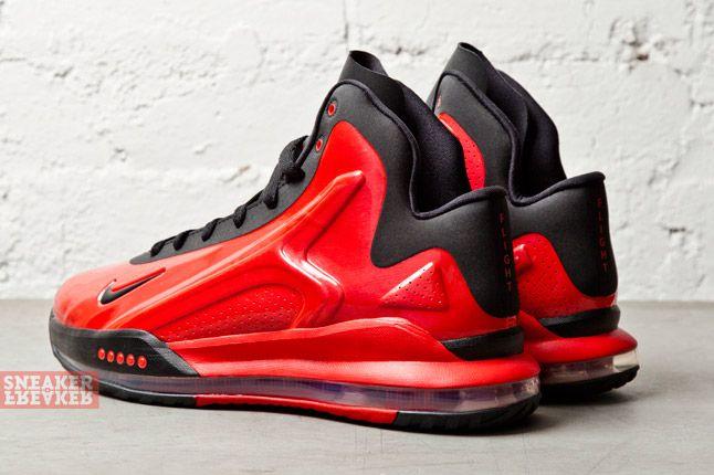 Nike Hyperflight Max University Red Black 1