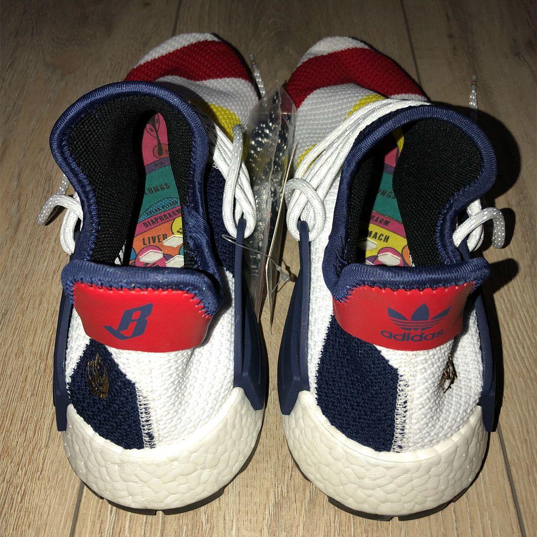 Pharrell X Bbc X Adidas Hu Nmd Sample Sneaker Freaker 9