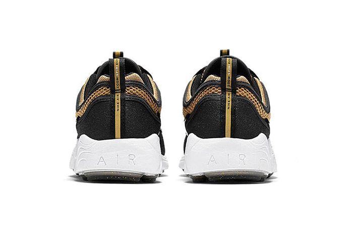 Nike Air Zoom Spiridon Metallic Gold 5