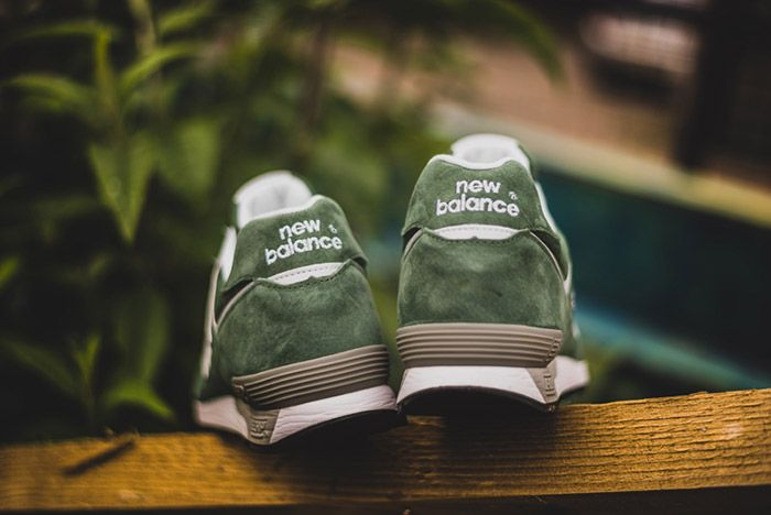 New Balance Made In England 576 Green 2