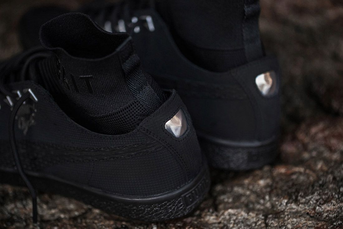 Bait Black Panther Puma Clyde Sock 3