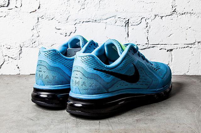 Nike Air Max 2014 Polarized Blue Black 4