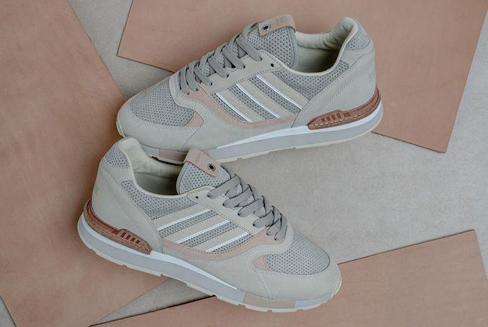 Adidas Consortium Solebox Italian Leathers Pack